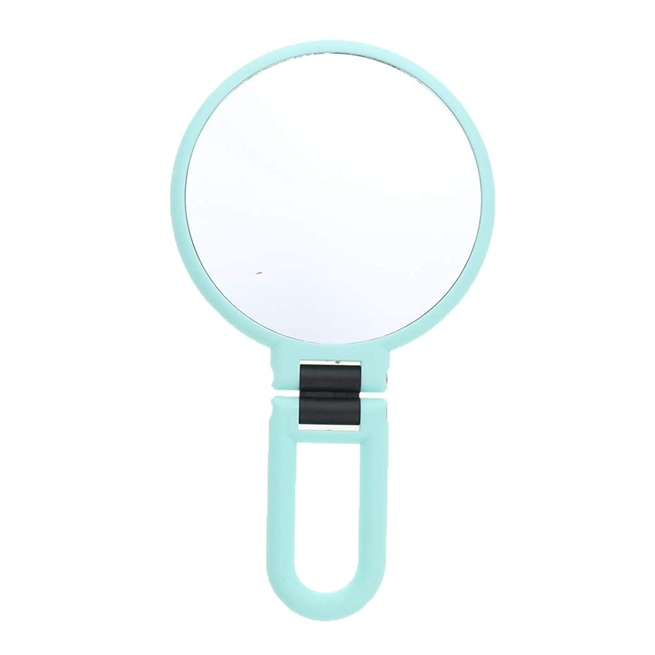 著作権ポータル苦B Blesiya 化粧鏡 拡大鏡 ミラー ハンドヘルド化粧鏡 両面ミラー 両面鏡 3サイズ - 2倍の拡大鏡