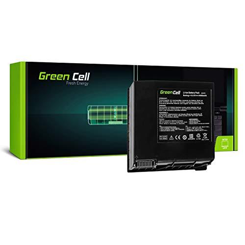 Green Cell Standard Serie A42 G74 Laptop Akku fur ASUS G74 G74S G74SX G74J G74JH 8 Zellen 4400mAh 144V Schwarz