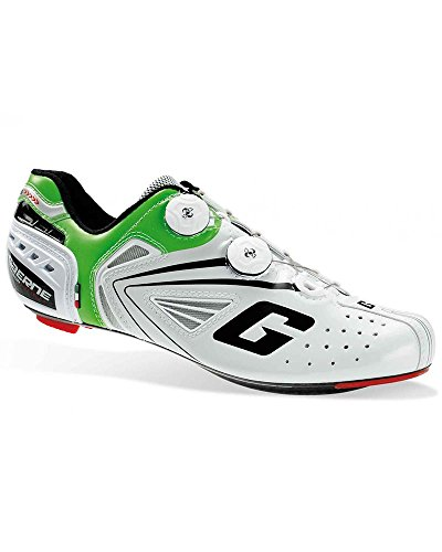 Gaerne Carbon G. Chrono Zapatillas Road Ciclismo, Green–39.5