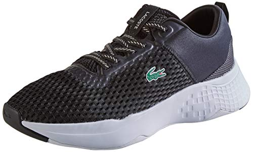 Lacoste Herren Court-Drive 0120 1 SMA Sneaker, Schwarz Blk Wht, 39.5 EU