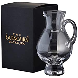 The Glencairn Official Whisky Water Jug