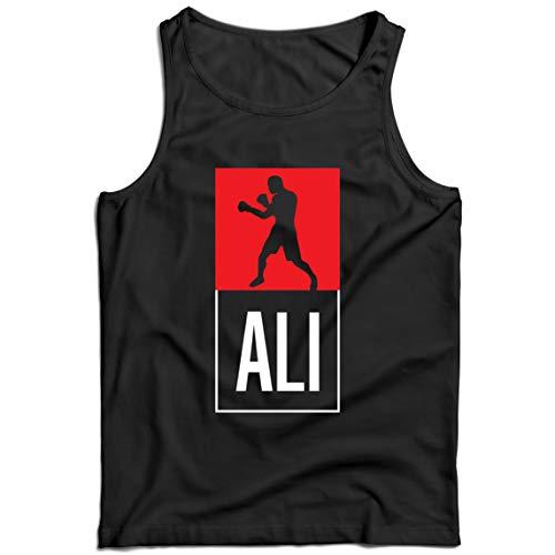 lepni.me Camisetas de Tirantes para Hombre Equipo de Entrenamiento Combate De Boxeo...
