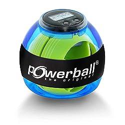 Powerball für das Unterarmtraining. Ideales Trainingsgerät für unterwegs