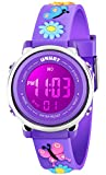 Best Kids Digital Watches - USWAT Kid Watch 3D Cartoon Waterproof 7 Color Review