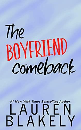 The Boyfriend Comeback (English Edition)