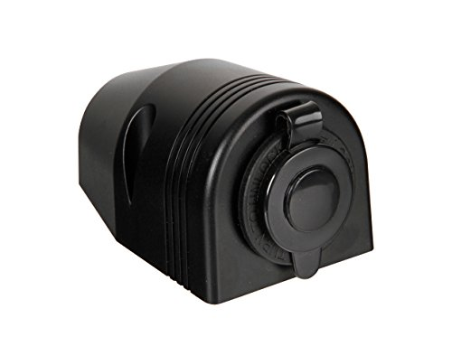Lampa 39031 stopcontact EXT3, montage in oppervlakken, 12/24 V