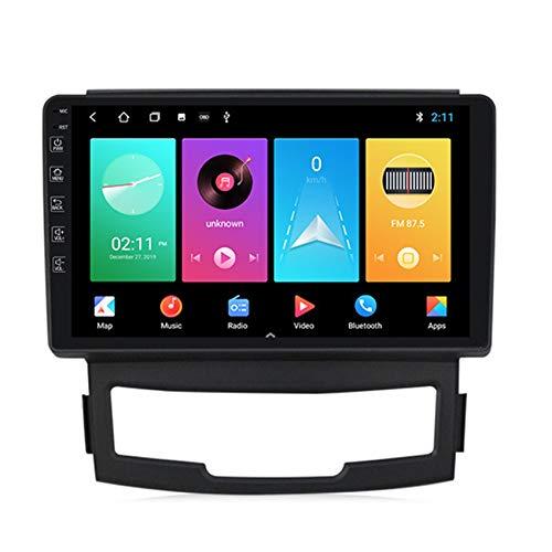 ADMLZQQ Android 10 Autoradio Stereo Navigazione GPS per Chevrolet Epica 2006-2011 2.5D Touch Screen con FM Radio,Supporto Collegamento speculare Comandi al Volante Telecamera Posteriore,M100 1+16g