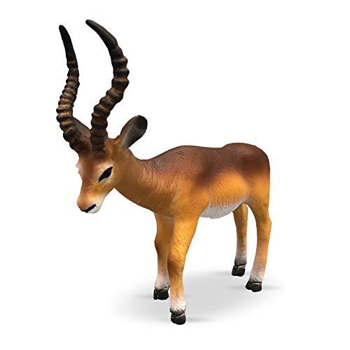 Bullyland 63693 Impala Antilope Safari - Figura de Juguete (8,5 cm Aprox.)