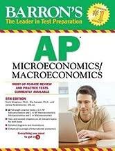 Ph.d. Frank Musgrave: Barron's AP Microeconomics/Macroeconomics (Paperback); 2015 Edition