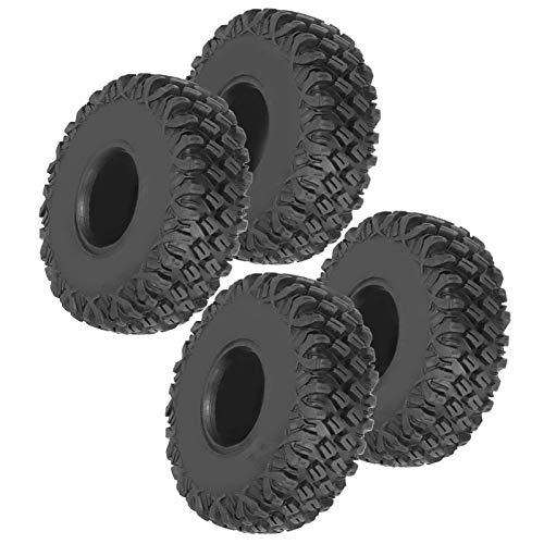 Neumáticos para bujes, Tapas para bujes de neumáticos de fácil operación Adherencia Fuerte Fácil de Instalar para orugas RC para Llantas RC(Silver)