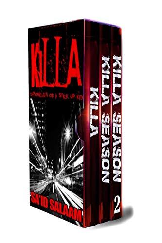 Killa Box set: 1-3