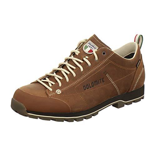 DOLOMITE Zapato Cinquantaquattro Low FG GTX, Zapatillas Unisex Adulto, Ochre Red, 48.5 EU
