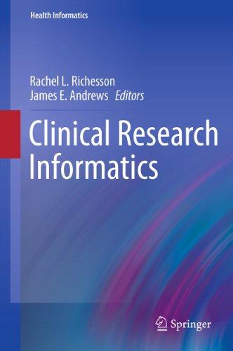 Clinical Research Informatics (Health Informatics)