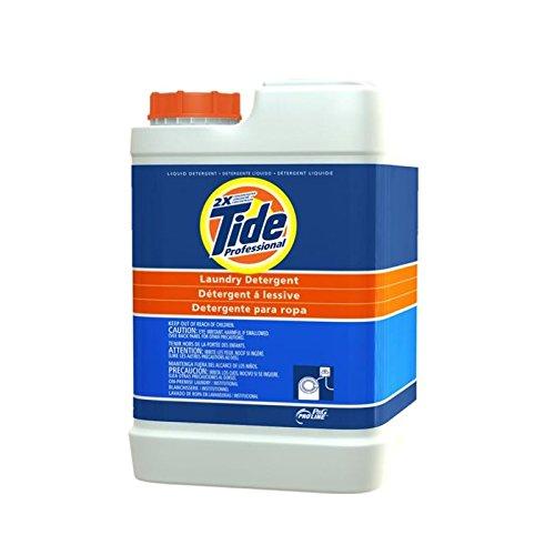 Procter & Gamble Pro Line Tide Pro 2X Liquid Detergent, One 2.5 Gallon/cs