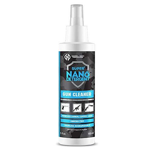 Super Nano Detergent Gun Cleaner detergente per Armi 150ml.