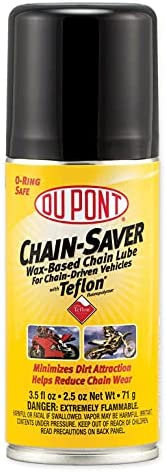 DuPont Teflon Chain-Saver Dry Self-Cleaning Lubricant