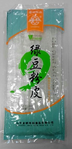 横浜中華街 塔林 緑豆粉皮 200g(板はるさめ、乾物)、 山東名物♪ 炒め、サラダ、酢もの、スープ、すき焼き、寄せ鍋に!!