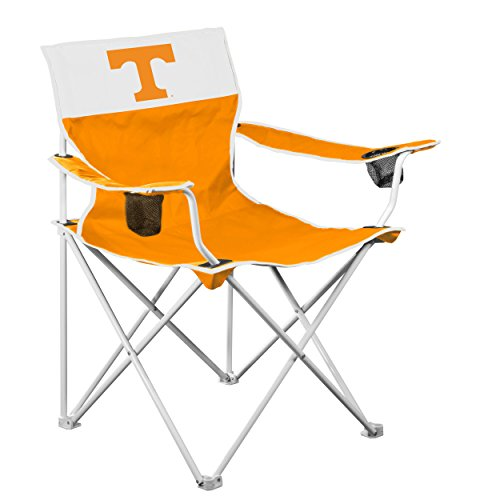 Logo Brands NCAA Tennessee Volunteers Big Boy Chair, One Size, Team Color