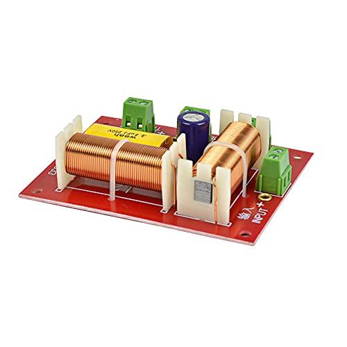 Divisor de frecuencia de Audio de 3 vías Agudos + Medios +...