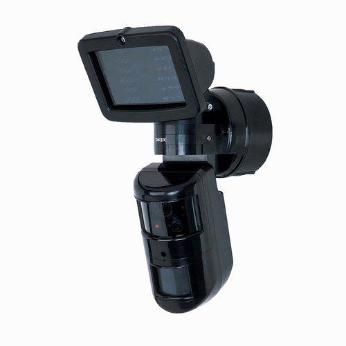 赤外線照明 センサー付きデイナイトカメラ(屋外・屋内共用) PVL-680 竹中エンジニアリング