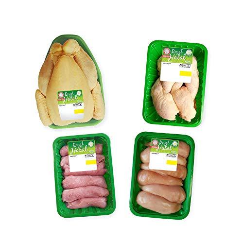 blanc de poulet halal carrefour
