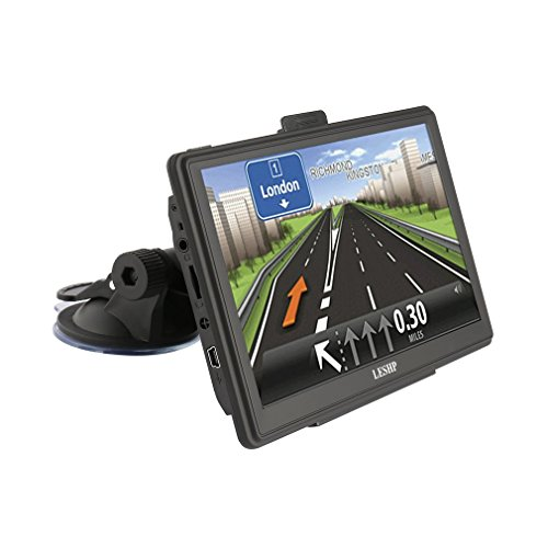 GPS electrónico LESHP