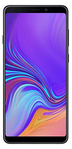 Samsung Galaxy A9 (Caviar Black, 6GB RAM, 128GB Storage)