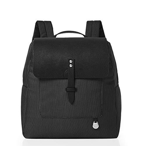 PacaPod Hastings Pack Sac à dos pour bébé Système d'organisation 3 en 1 - Noir - charbon, Taille unique
