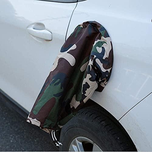 EV Cargador Cubierta de coche Rain Sun Protección UV, cubierta de carro impermeable para Tesla Modelo Y, Modelo 3,G