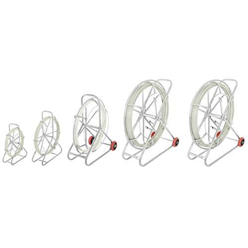 bester Test von glasfiberstab Fischband 5-11 mm Größe und 50-200 m Option (8 mm / 100 m)