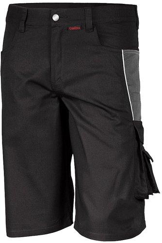 Qualitex bW short pRO mG - 245-plusieurs coloris 46 Noir - Noir/Gris