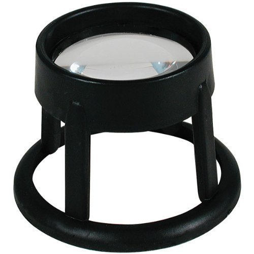 Coil OFFicial High Powered Magnifier Aspheric Stand Quality inspection