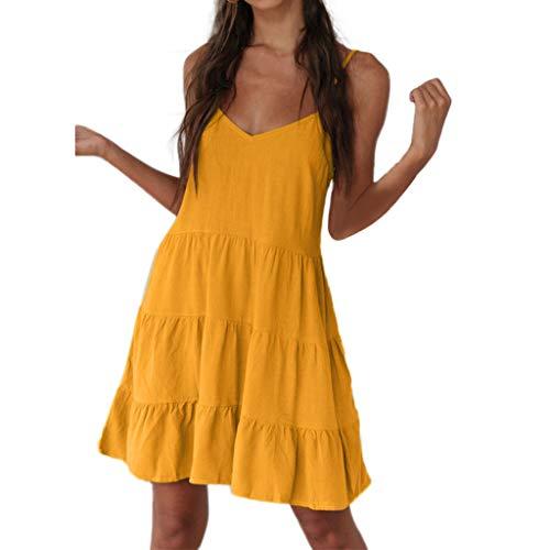 COZOCO La Falda de la Torta Mullida de Las Correas del Verano de la Moda Plisó La Falda de Playa del Vestido...