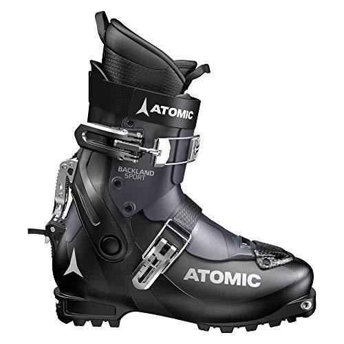 ATOMIC - Chaussures De Ski Rando Backland Sport BK/BL Homme - Homme - Taille 40_5-41 - Noir