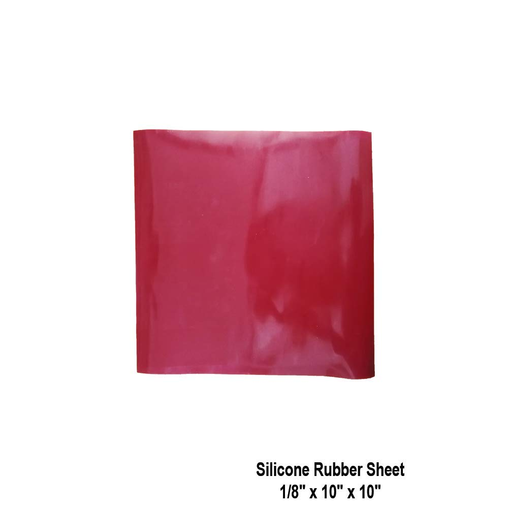 Simond's Inventory cleanup selling Tulsa Mall sale Silicone Rubber Sheet High Temp Grad Standard Solid Red