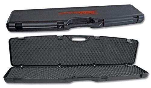 Megaline Abschließbarer Gewehr-Koffer 140cm für Langwaffen gepolsterte Box