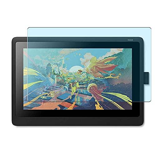 Vaxson 2-Pack Anti Luce Blu Pellicola Protettiva, compatibile con Wacom DTK1660K0A Cintiq 16 Drawing Tablet 15.6 , Screen Protector Film [Non Vetro Temperato Cover Custodia ]