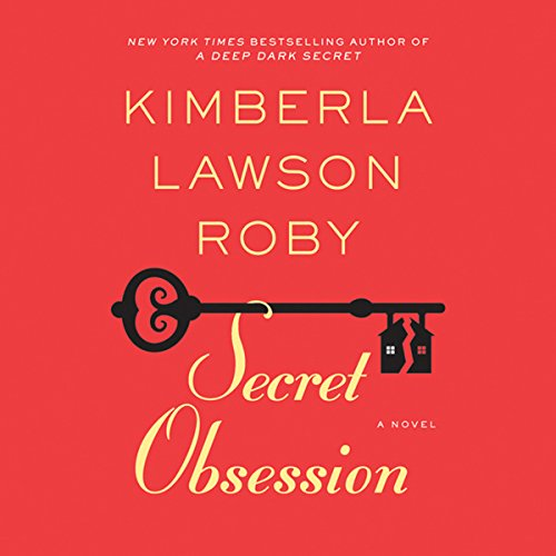 Secret Obsession audiobook cover art