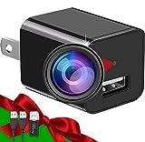 Spy Camera - Hidden Camera - Premium Pack - HD 1080P - Motion Detection - USB Hidden Camera -...