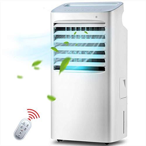YJHH Climatiseur Portable Refroidisseur, Rafraîchisseur d'air Évaporatif, Silencieux 3 Vitesses...