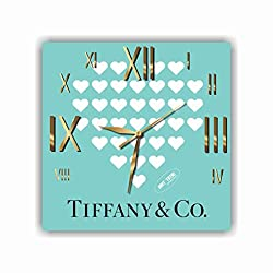 Sernast Exclusive Clock Tiffany & Co (Jewelry) – Unique Item for Home and Office, Original prxclusive Clock – Unique Item for Home and Office, Original Present for Every Occasion.