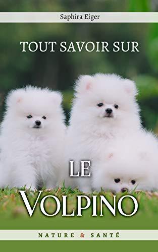 Couverture du livre Tout Savoir sur le Volpino Italiano (Mon Ami Le Chien)
