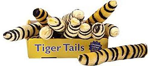 Loopies Tiger Tails, jouet peluche avec cataire