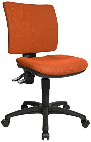 Chaise de bureau-u50 Orange