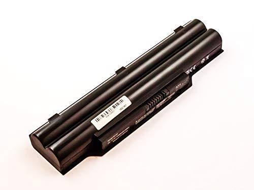 AGI 28156 Notebook-Komponenten Zusatzakku/Akku - zusätzliche Notebook-Komponenten (Li-Ion), 4400 mAh, 10,8 V, Fujitsu, LifeBook A531, schwarz