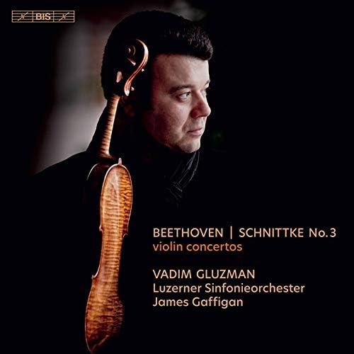 Vadim Gluzman, Luzerner Sinfonieorchester & James Gaffigan