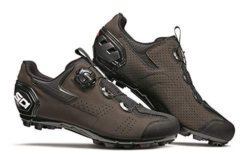 Sidi Gravel Mountain Bike Shoes, Brown, 45.5/11