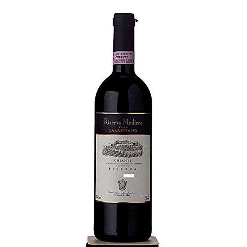 6 Flaschen Chianti Riserva Villa Calappiano, DOCG, rot a 750ml Italien Rotwein