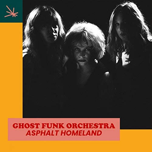 Ghost Funk Orchestra & Golden Rules