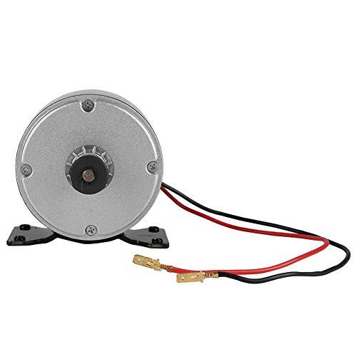 Motore elettrico per scooter, MY1016 24V 300W alluminio piccolo motore portatile a spazzola per veicoli elettrici
